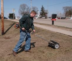 Lawn Amp Garden Power Broom Rental In Nh Amp Ma Grand Rental