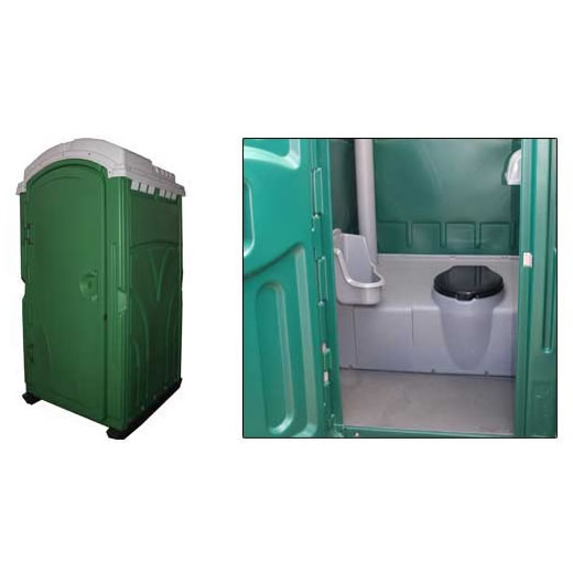 Toilets For Rent : Portable bathroom rental
