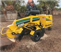 Heavy Equipment Stump Grinder Rental In Nh Amp Ma Grand
