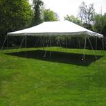 20x30 Canopy rental nh