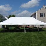 20x40 Canopy rental nh