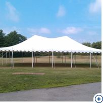 weddings 30x45 canopy rental in nh ma grand rental station. Black Bedroom Furniture Sets. Home Design Ideas