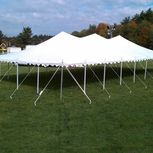 30x60 Canopy rental nh