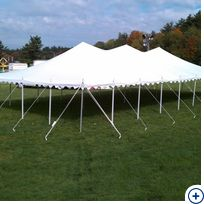party events 30x60 canopy rental in nh ma grand rental station. Black Bedroom Furniture Sets. Home Design Ideas