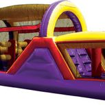 40' Obstacle Course rental nh