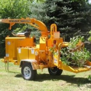 "12"" Wood Chipper rental nh"