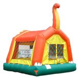Dino Bounce House/Ride rental nh