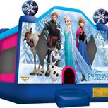 Disney Frozen Bounce House/Ride rental nh