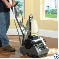 Floor Sander Hire UK: Viking Edger, Stand-Up  Mini-Edge for