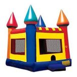 Castle Bounce House/Ride rental nh