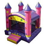 Queen Castle Bounce House/Ride rental nh