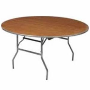 "60"" Round Table rental nh"