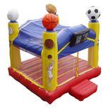 Sports Bounce House/Ride rental nh