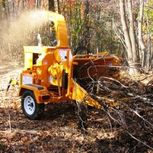 "6"" Wood Chipper rental nh"