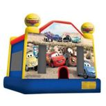 Disney Cars Bounce House/Ride rental nh