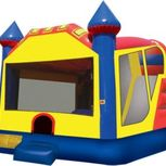 C4 Combo Bounce House/Ride rental nh