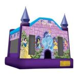 Disney Princess Bounce House/Ride rental nh