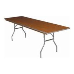 8ft Banquet Table rental nh