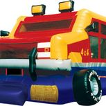 Monster Truck Bounce House/Ride rental nh