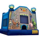 Disney Toy Story Bounce House/Ride rental nh