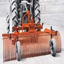 Heavy Equipment Tractor W York Rake Rental In Nh Amp Ma